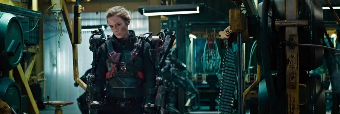 Edge of Tomorrow - Na Skraju Jutra - 2014