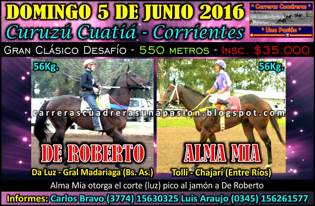 C. CUATIA - CLASICO 550 - 05.06.2016