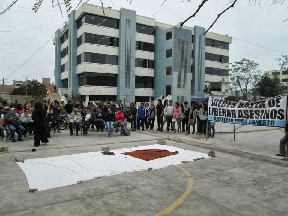 A 20 AÑOS DE SU DESAPARICIÓN...LA UNAC EXIGE JUSTICIA!!