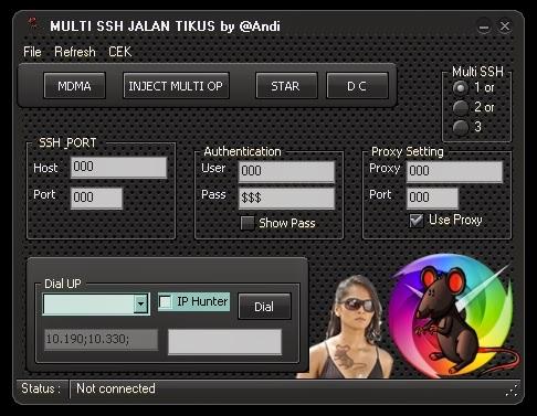 Inject Indosat XL Telkomsel Axis Tri JT 18 Juli 2014