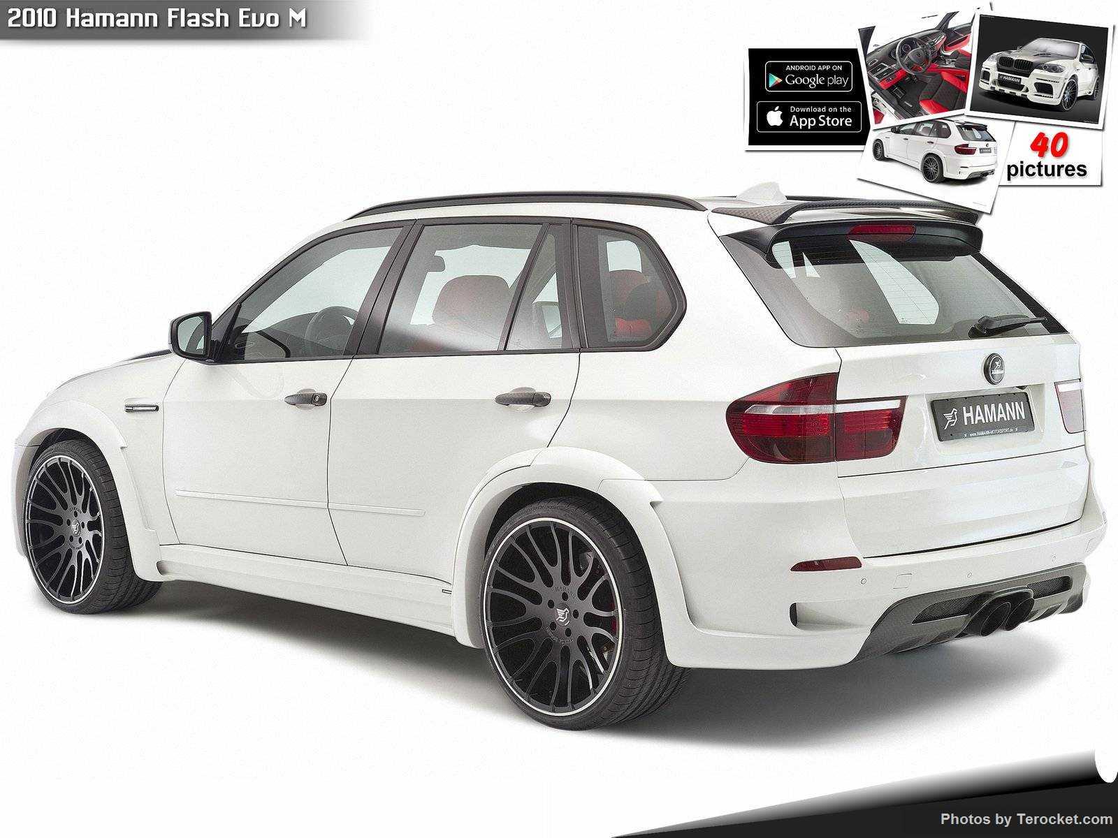 Hình ảnh xe ô tô Hamann Flash Evo M 2010 & nội ngoại thất