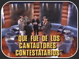 PROGRAMA DE TV LA CLAVE EMITIDO EL 7 DE MAYO DE 1993.