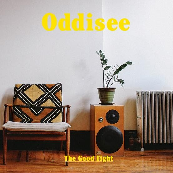 Oddisse - The Good Fight [2015]
