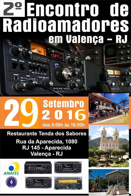 2ª ENCONTRO DE RADIOAMADORES EM VALENÇA