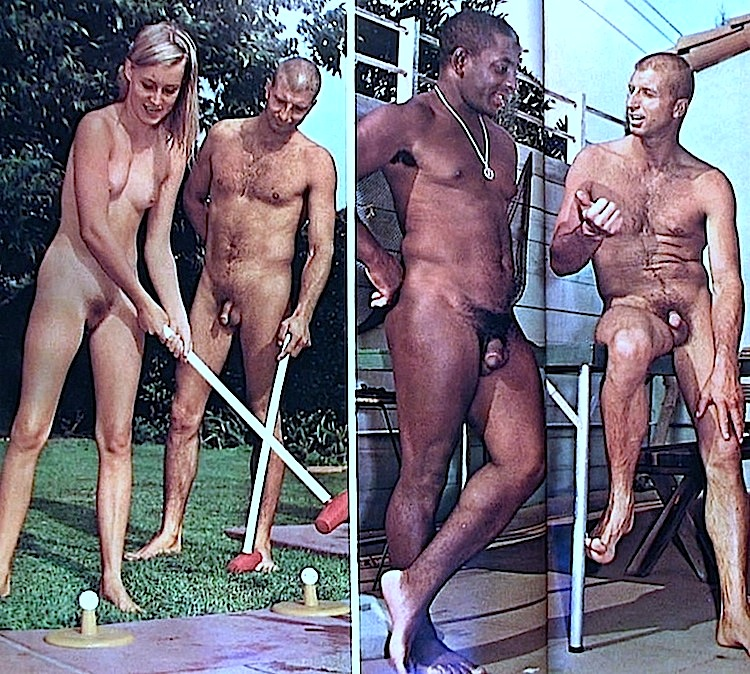 classic nudists