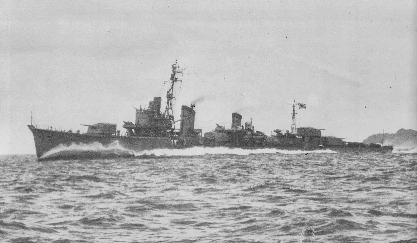 warships of the imperial japanese navy  shiratsuyu