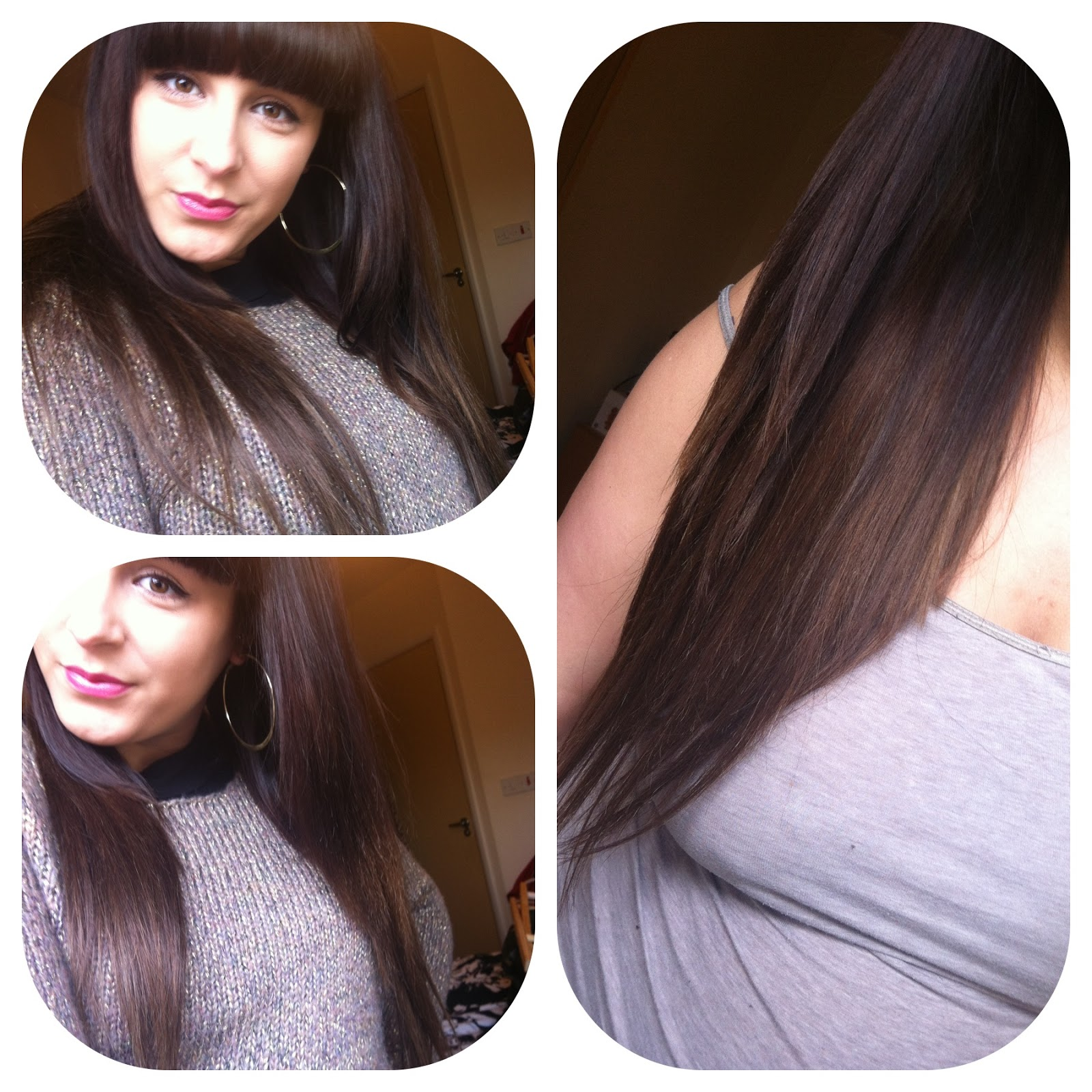 Not your average beauty works clip in hair extensions pmusecretfo Images