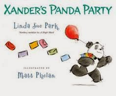 http://minerva.maine.edu/search~S71/?searchtype=X&searcharg=Xander%92s+Panda+Party+by+Linda+Sue+Park&searchscope=71&sortdropdown=-&SORT=DZ&extended=0&SUBMIT=Search&searchlimits=&searchorigarg=Xwhen+charley+met%26SORT%3DD