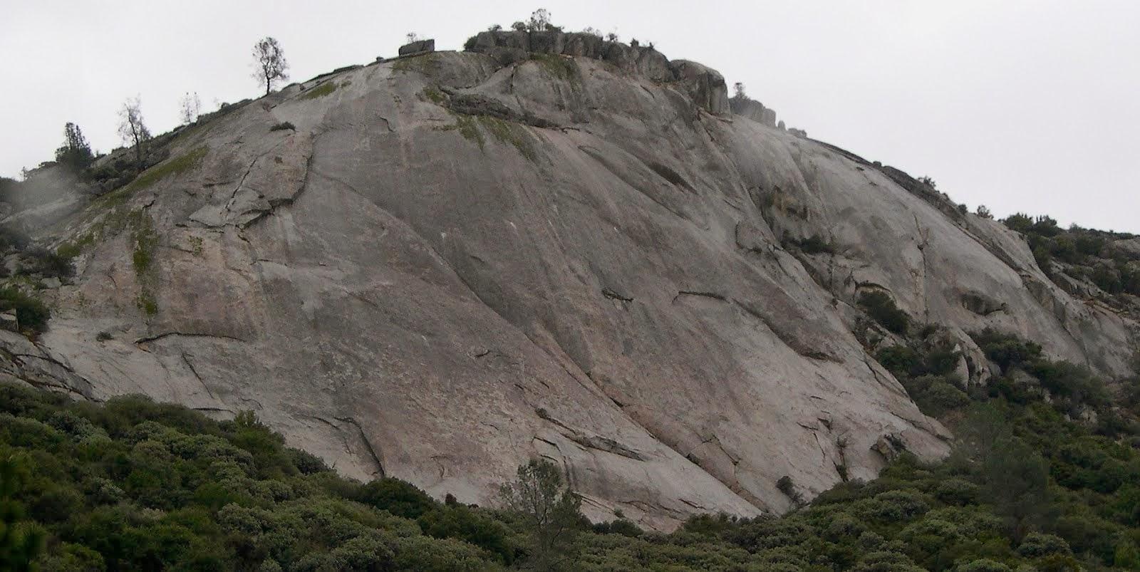Tollhouse Rock