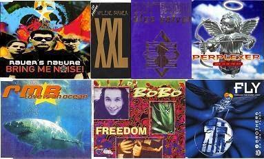 1995 Top 10 zene szubjektív