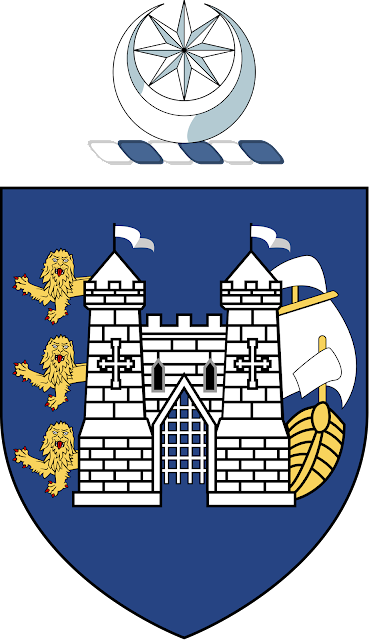 Coat Of Arms: Drogheda (Ireland)