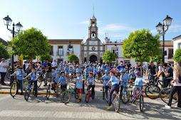 Día de la Bici 2018