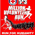 Run for Humanity, Join the Million Volunteer Run in Koronadal City