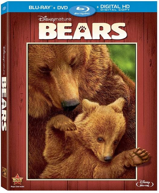 Bears (Osos)(2014) m720p BDRip 3.4GB mkv Dual Audio AC3 5.1 ch