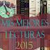 Mis mejores lecturas 2015