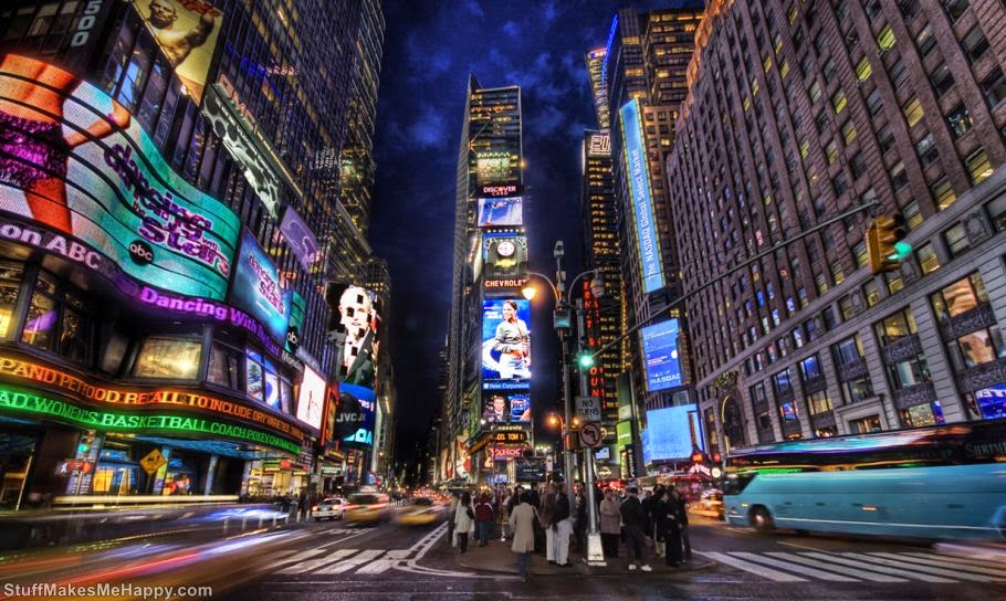 2nd place - United States Of America. 69.8 million tourists (Photo by Trey Ratcliff)