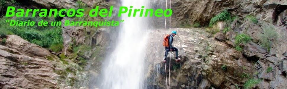 Barrancos del Pirineo
