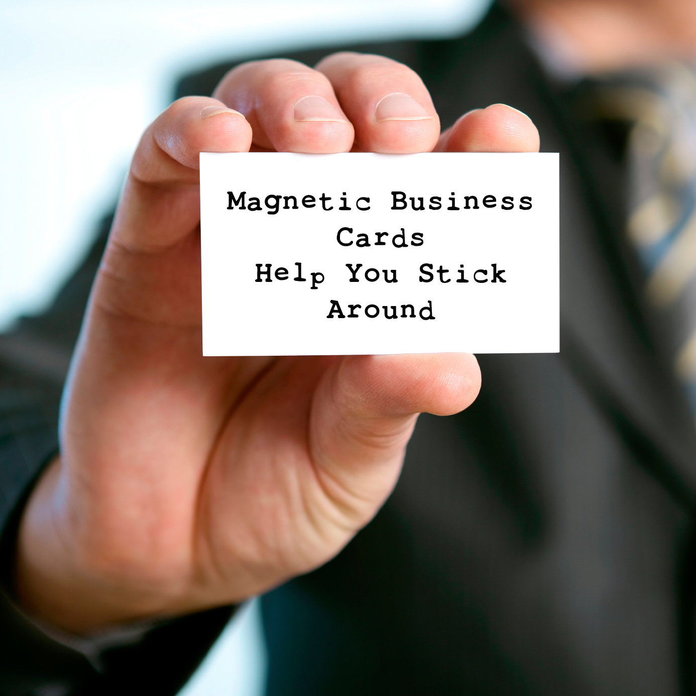 magnets business cards