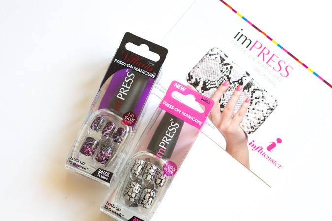 imPress Press-On Manicure Review - A Lovely Allure