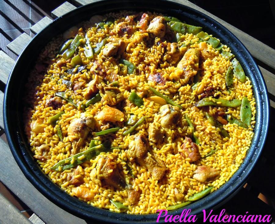 Recetas tradicionales valencianas for Cocina valenciana