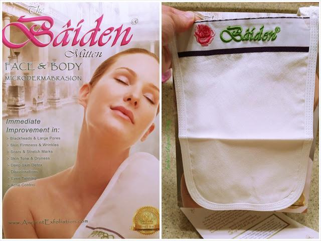 The Amazing Baiden Mitten