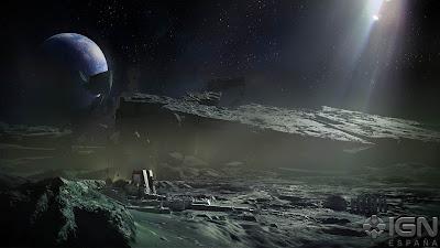 Destiny Concept Art and Details