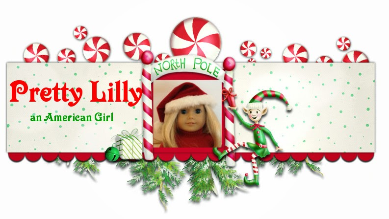 Pretty Lilly an American Girl