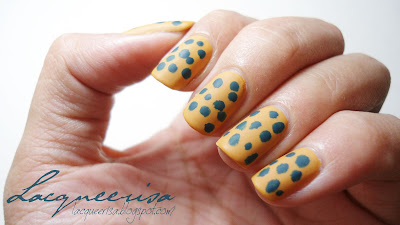 Lacqueerisa: The All Different Spots