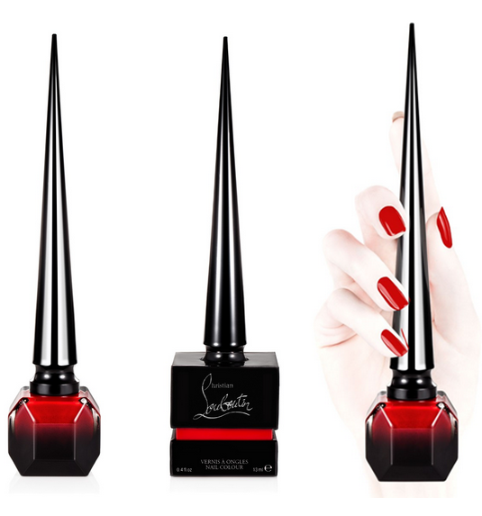 Christian Louboutin Beaute in Rouge Louboutin