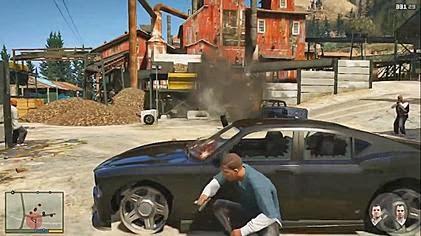 GTA 5 PC Game Free Download