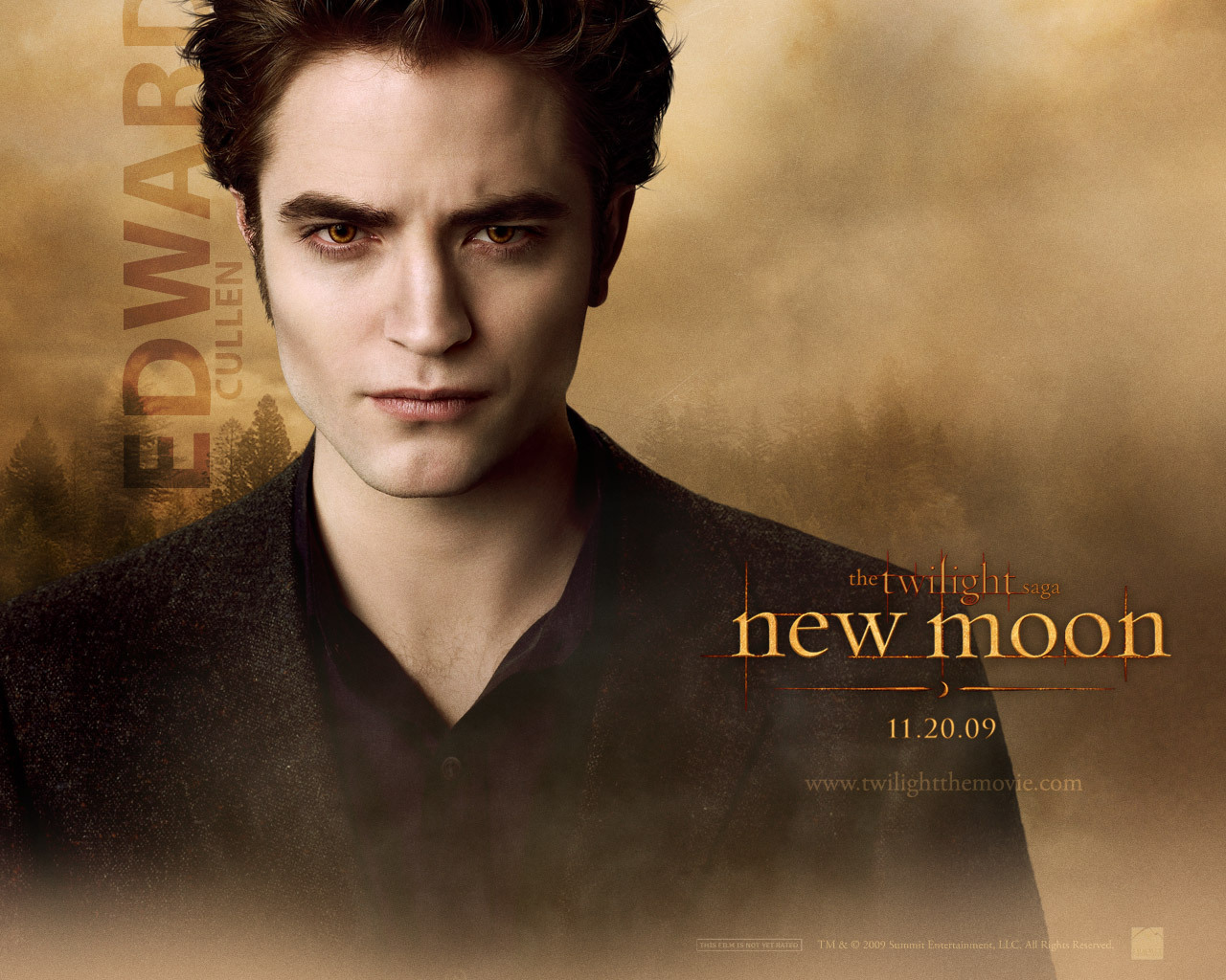 Wallpapers Background Robert Pattinson Edward Cullen