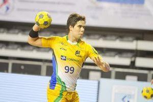 Juvenil Brasileño tiene too arreglado con el Ademar | Mundo Handball