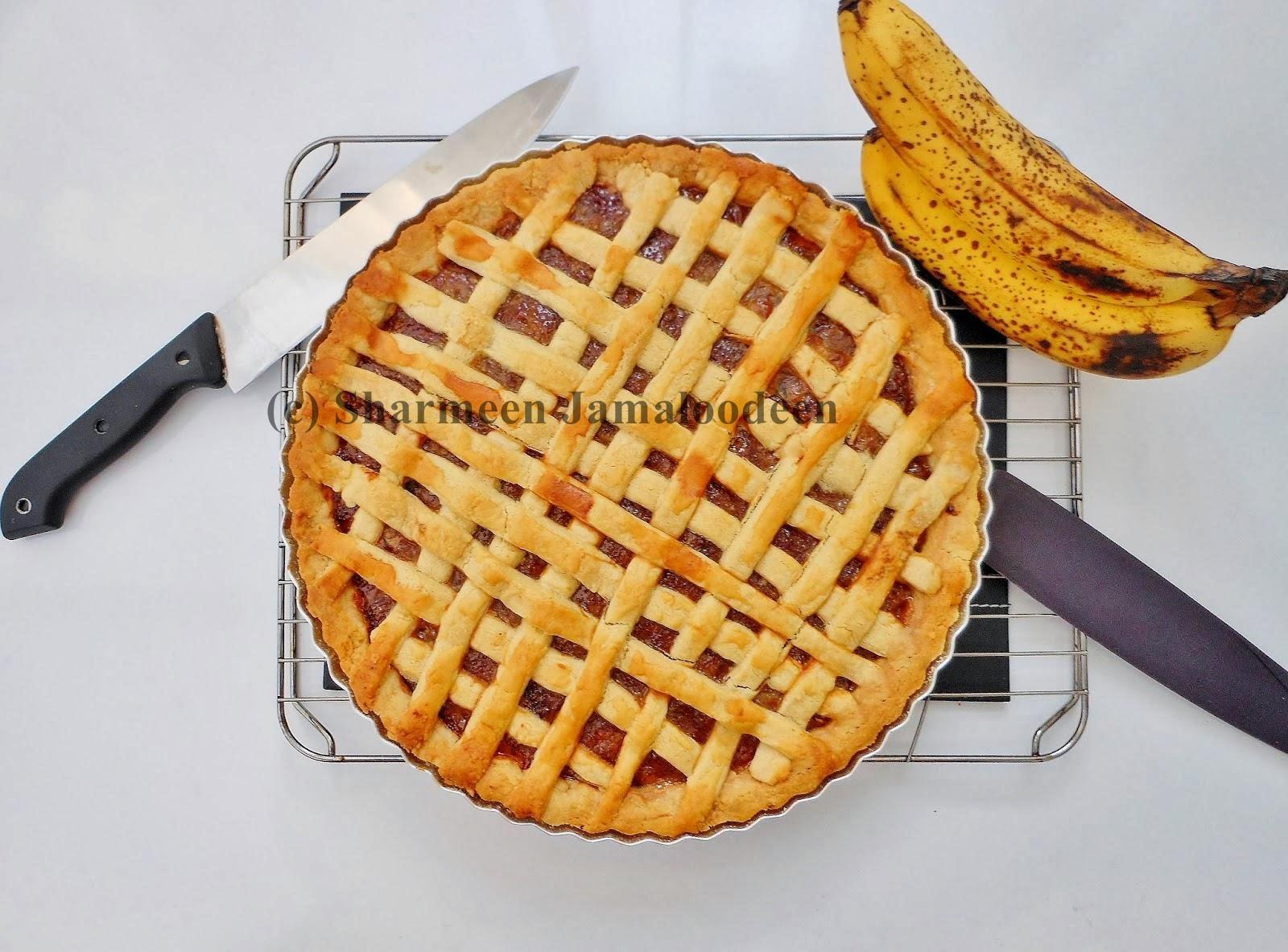 Mauritian recipe gateau banane