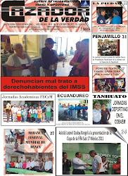 PERIODICO IMPRESO 6 DE ABRIL DEL 2011