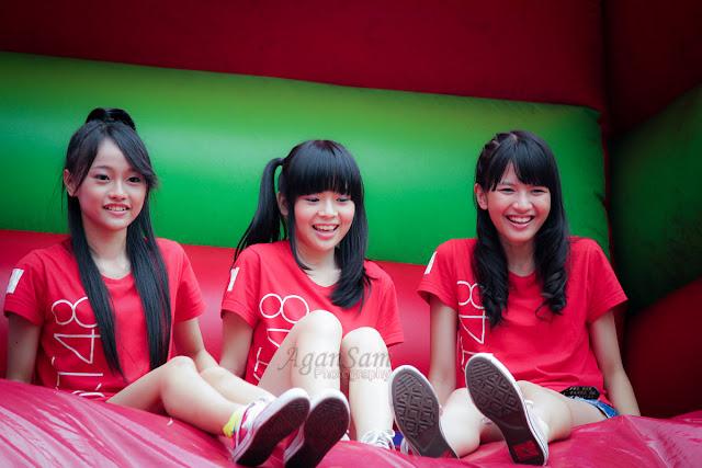 VCindy Yuvia JKT48 ( Cinvia JKT48  Team KIII )