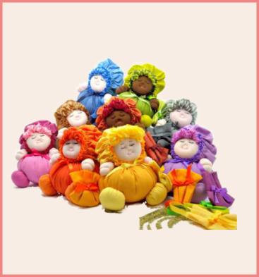 Las Buñuelas Colorines