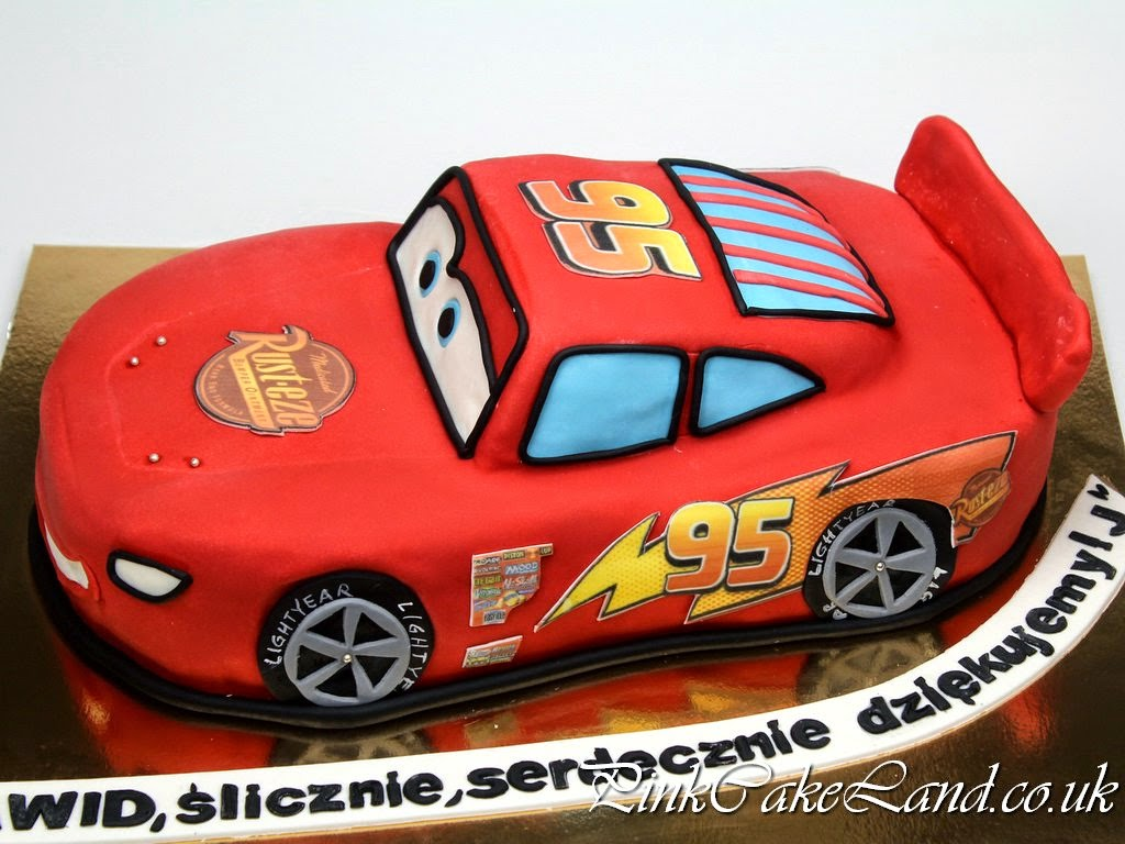 Dartford Cakes Car Birthday Cake Dartford