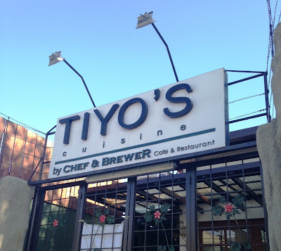 Tiyo's Cuisine by Chef and Brewer