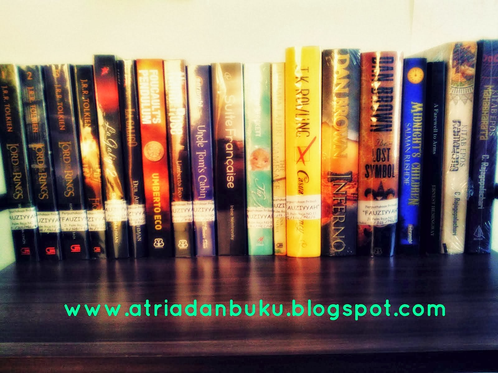 Blog Buku-ku