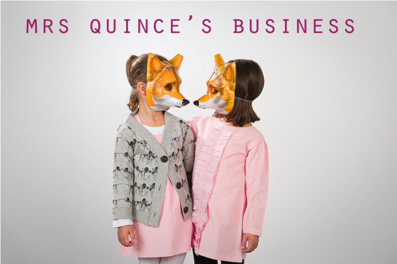 Mrs Quince's Business