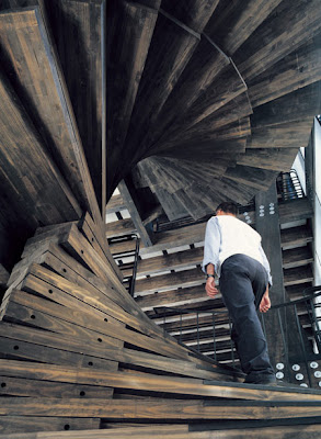 Unique Staircases and Unusual Staircase Designs (15) 8