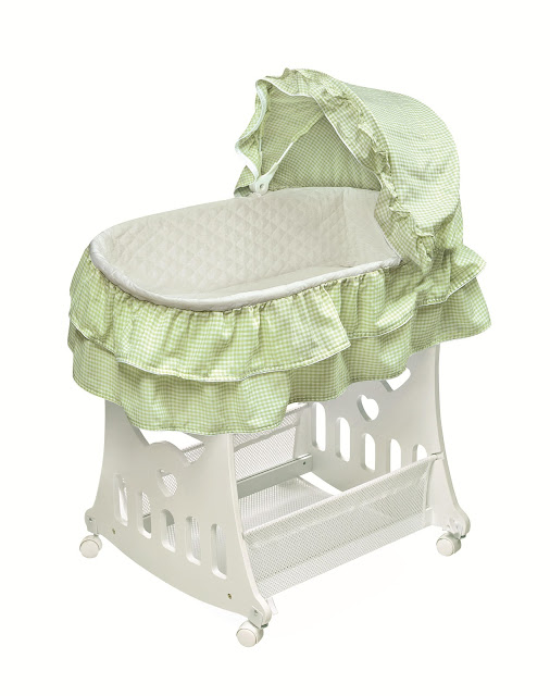 Bassinet And Cradle7