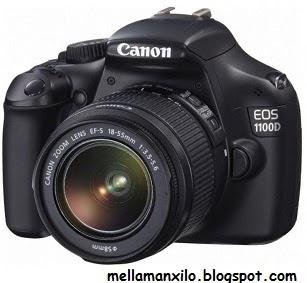 Spesifikasi dan Harga Kamera Canon Diigital EOS 1100D Terbaru 2014