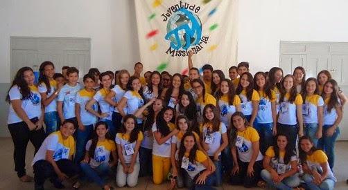 Juventude Missionária da diocese de Caicó (RN) realiza Encontro