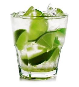 Холодные напитки ускорят обмен веществ