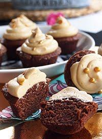 Brownie- kuppikakut