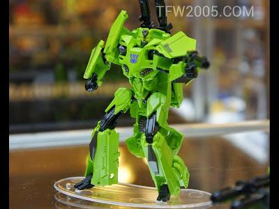 Brawl Transformers Generations Bruticus BOTCON 2012