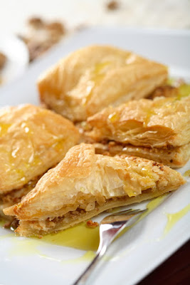 North African Sweet Baklava Recipe
