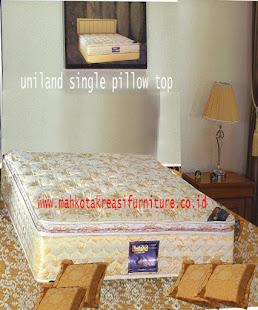 UNILAND SPRING BED MEWAH