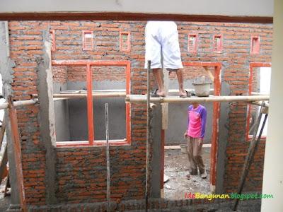 Cara Membuat Plesteran Dinding - Teknis Pemasangan Plesteran Dinding